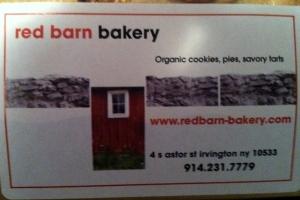 Red Barn Label