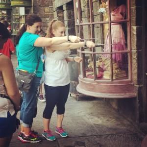 Souzapalooza Sisters working their magic