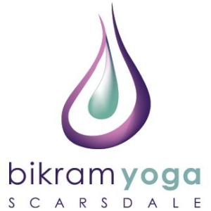 Bikram Yoga Scarsdale (logo courtesy of their facebook page)