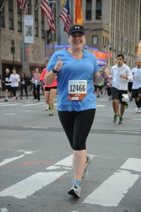 Last Year's Dash to the Finish!