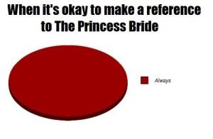 princess bride reference