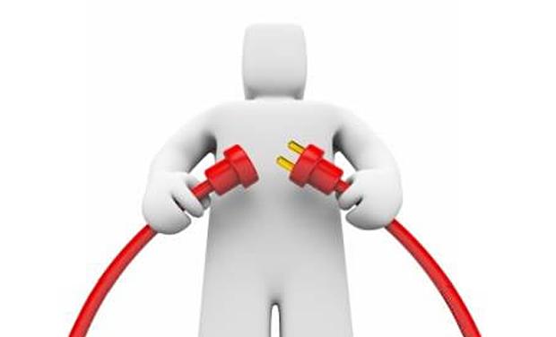 Time to Unplug
