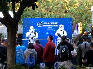 Stormtroopers at the Finishline
