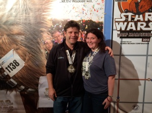 Sean Astin & I at the Expo
