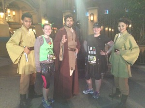 The Force started getting stronger in us after a photo-op with these guys