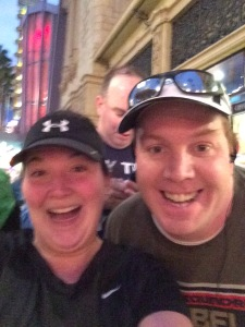 Blogger Selfie with Greg from Why I Run Disney! (If you are thinking about running disney, you must subscribe to his blog ASAP!)