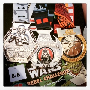 Adventure. Heh. Excitement. Heh. A Jedi craves not these things! We crave race bling!