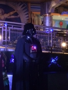 Darth Vader Photo Op