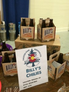 Billy's Chillies