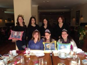 Princesses who brunch at The Prime