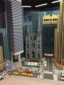 St Pats & the Rock Center Rink