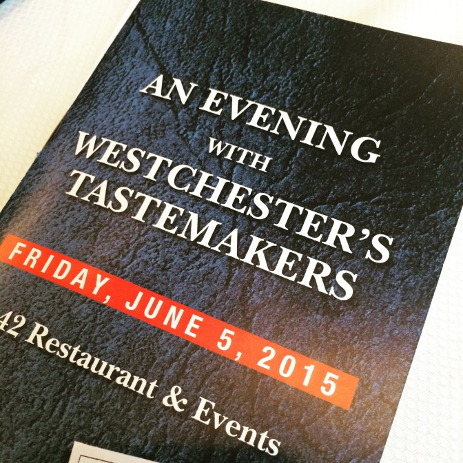 Westchester Magazine's Evening with Westchester's Tastemakers 2015