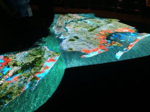 Interactive Hurricane Sandy Map from the Nature's Fury Exhibit