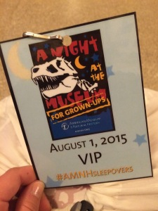 My VIP Pass